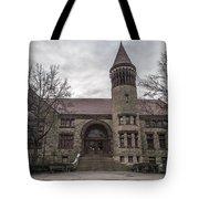 Osu Orton Hall  Tote Bag