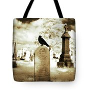 Otherworldly Spectrum Tote Bag