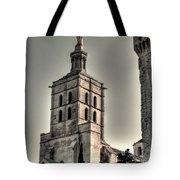 Notre-dame Des Doms Avignon France Tote Bag