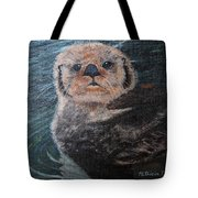Ottertude Tote Bag