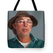 Otto Kilcher Tote Bag