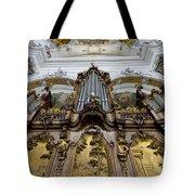 Ottobeuren Abbey Organ Tote Bag