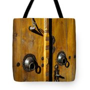 Ottoman Door Knockers Tote Bag
