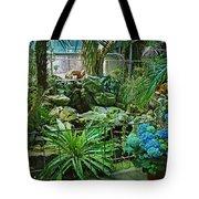 Ott's Greenhouse - Schwenksville - Pennsylvania - Usa Tote Bag