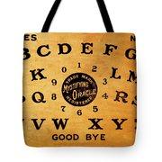 Ouija Board 3 Tote Bag