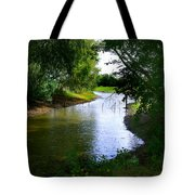 Our Fishing Hole Tote Bag