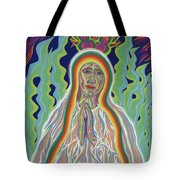 Our Lady Of Fatima 2012 Tote Bag