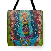 Our Lady Of Rebirth And Renewal Tote Bag
