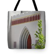 Our Lady Of The Atonement Church Tote Bag