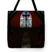 Our Lady Of The Atonement Tote Bag
