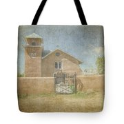 Our Lady Of The Holy Rosary Tote Bag by Bob and Nancy Kendrick