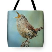 Our Little Wren Tote Bag