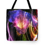 Our Love Is Now Forever Entwined Tote Bag
