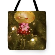 Our Miss Froggy Tote Bag