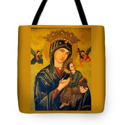 Our Mother Of Perpetual Help Rome Tote Bag