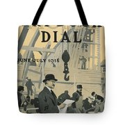 Our New Dry Dock Tote Bag by Edward Hopper