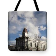 Our Town - Grants Pass In Old Town Tote Bag
