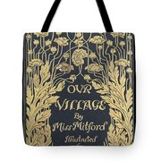 Our Village Tote Bag