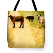 Our Way Or The Highway P Tote Bag
