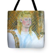 Out At The Farm Tote Bag