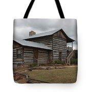 Cavender Creek Vineyards Cabin Tote Bag