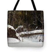 Out By The Roots Tote Bag