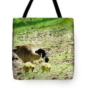 Out For A Bite Tote Bag