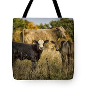 Out For A Graze Tote Bag