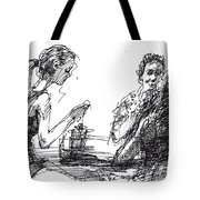 Out For A Tea Tote Bag