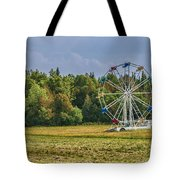 Out In Orangeville Tote Bag