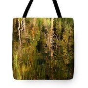 Out In The Reeds Tote Bag