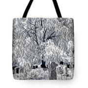 Out-lived Death Tote Bag