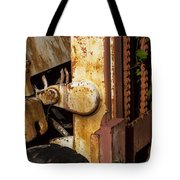 Out Of Commission  Tote Bag