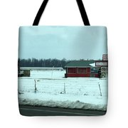 Out Of Season Tote Bag