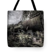 Out Of Steam Tote Bag