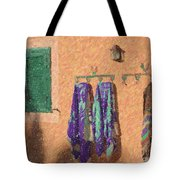 Out Of The Pool Tote Bag