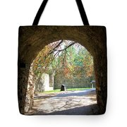 Out Of The Tunnel Tote Bag