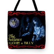 Out Of This World Music Tote Bag