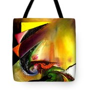 Out Of Time. Out Of Space. Tote Bag