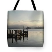 Out On The Lake Tote Bag