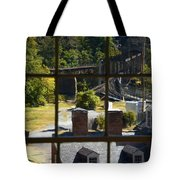 Out Our Window Tote Bag