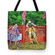 Out The Gate Tote Bag