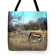 Out To Pasture 3 Tote Bag