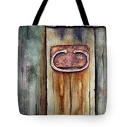 That Old Shed Tote Bag