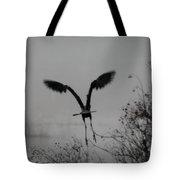 Outa Here Tote Bag