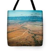 Outback Flinders Ranges Tote Bag