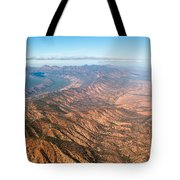 Outback Ranges Tote Bag