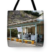 Outdoor Laundry Tote Bag