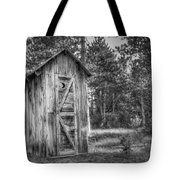 Outdoor Plumbing Tote Bag