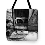 Outdoor Toilet, 1935 Tote Bag